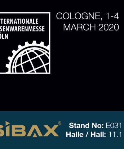 Sibax will be in Cologne